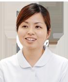 プロフィール画像 2013年 外来勤務 プリセプター 新人育成担当 女性看護師