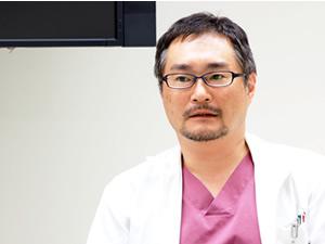 石井隆道医長