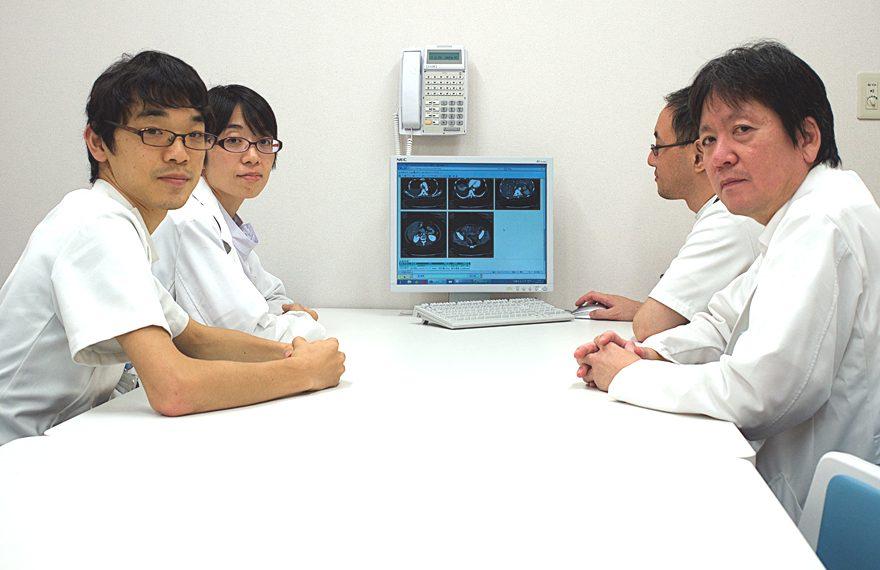 にしこうべvol.13カバー画像 免疫血液内科の写真
