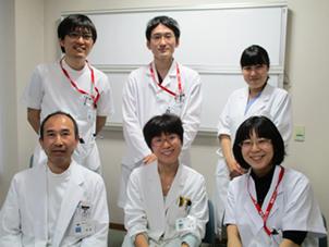2017 神経内科 医師の集合写真