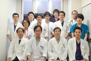 2017 外科・消化器外科 医師の集合写真