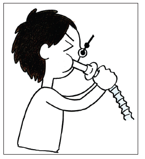 呼吸機能の検査