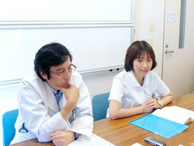 京極医師&田中医師