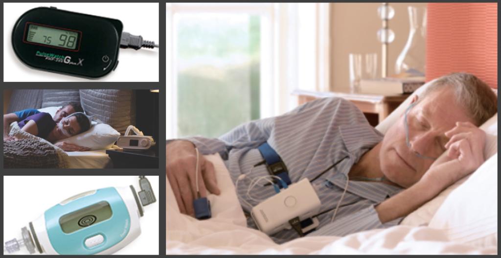 睡眠呼吸関連業務画像