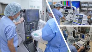 手術室業務画像