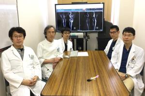 2018 脳神経外科 医師の集合写真