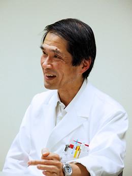 内科医長・辻 和雄 医師