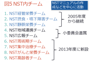 NST内チーム