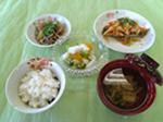 第2回の料理画像