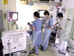 臨床工学技士 内視鏡室業務