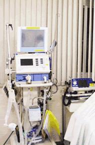 人工呼吸器機