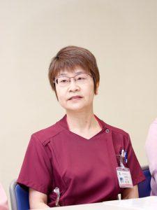 奥村看護副部長