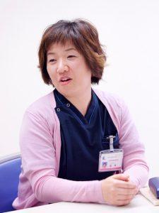 坂本看護師長